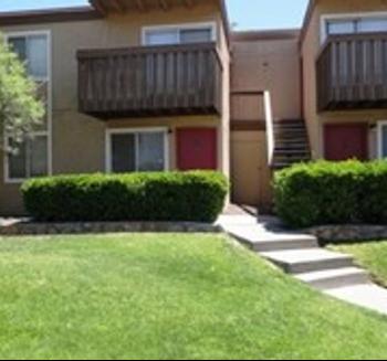 Garden Style Apartments
